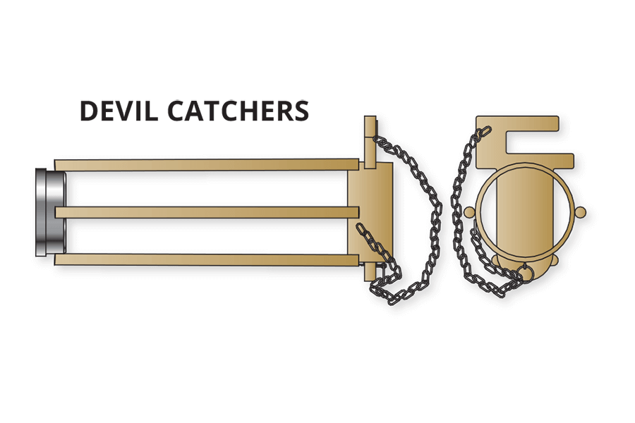 Devil catchers conforms