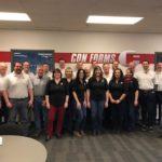 CF Office Team WOC 2018
